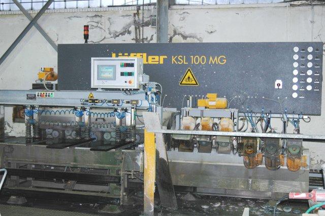 Kantenschleifmaschine KSL 100 MG